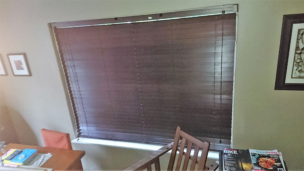 Indoor blinds